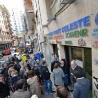 Febbre Napoli-Juventus: tifosi in fila davanti alle ricevitorie per il big