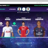 Napoli, Mertens in corsa come migliore attaccante della squadra 2017 Uefa