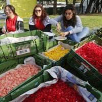 Black Friday: a Napoli spesa nel villaggio di Coldiretti