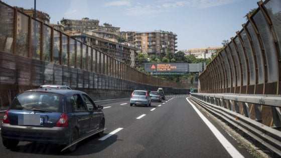 Usa per mille volte la tangenziale di Napoli e non paga il pedaggio, condannato a 9 mesi di reclusione