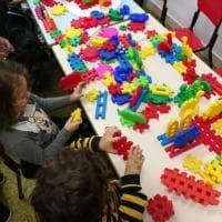 Ischia, sedioline nuove e trenini colorati: l'asilo restituito a 150 bimbi