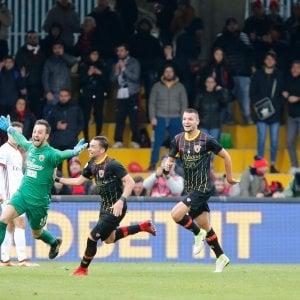 Benevento-Milan, efficienza del servizio d'ordine