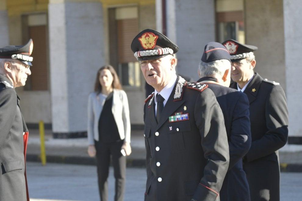 Carabinieri, il comandante Del Sette inaugura la nuova palestra di pugilato a Napoli