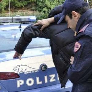 Scippatore arrestato dalla Polizia nella zona orientale di Salerno