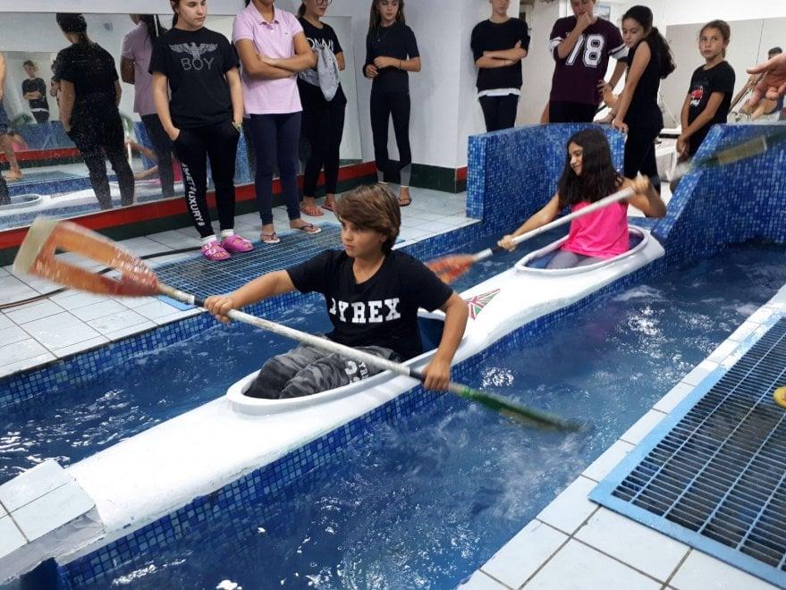 Scherma e canoa, il Posillipo apre le porte agli studenti