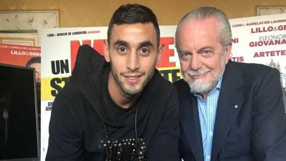 Napoli, ufficiale il rinnovo del contatto di Ghoulam fino al 2022