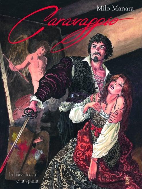 Manara racconta Caravaggio, la mostra al Museo dell'Archivio storico