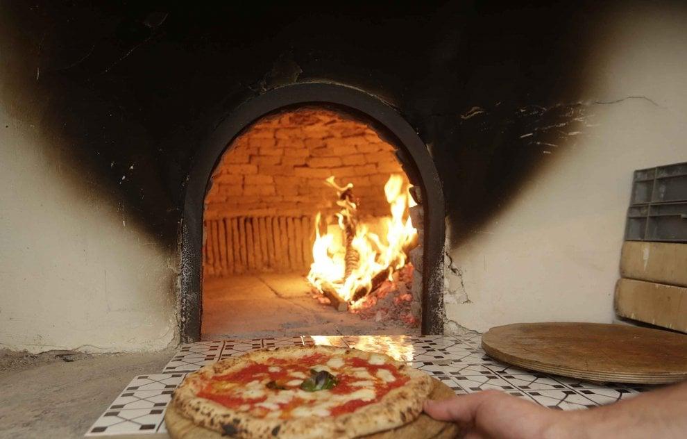 Capodimonte, qui fu infornata la prima pizza al mondo
