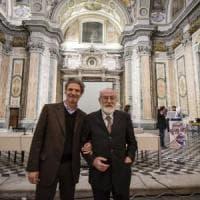 Renato Carpentieri e Andrea Renzi,