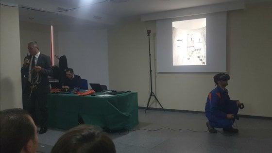 Addestramento 3d per operai Enel, simulatore arriva in Campania