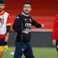 """De Zerbi scuote il Benevento: """"Voglio una squadra che non muore mai"""""""