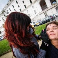 A Napoli parrucchieri e barbieri  volontari per un taglio alla povertà