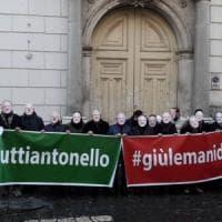 #Siamotuttiantonello, flash mob di solidarietà per Antonello Velardi
