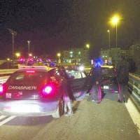Benevento, il bilancio delle operazioni dei carabinieri nel ponte  dell'Immacolata