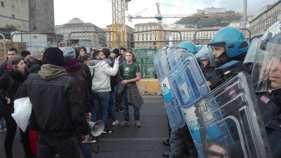 Gentiloni a Napoli: