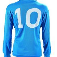 Maradona, il prezzo dei ricordi: la sua maglia del Napoli all'asta per 10mila
