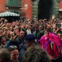Napoli spettacolare nel promo ufficiale della puntata finale di