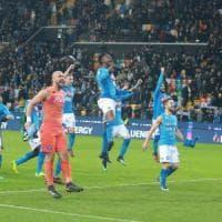 Napoli-Udinese: promozione speciale per la Coppa Italia. Un abbonato potrà acquistare una curva a 2 euro