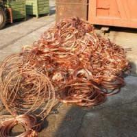 Napoli: furto di cavi di rame per 60metri, le strade della V Municipalità