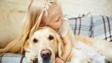 Bimbi e cani in campagna anti botti nel napoletano