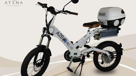 Auto e bici a idrogeno, a Napoli gli stati generali della mobilità sostenibile