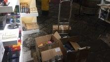 A Napoli 500 libri  donati in strada