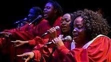 Coro gospel, sold out  per il Christmas concert