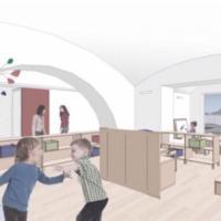 Pedane per il riposo e area giochi, al via i lavori per l'asilo nido comunale di Capri