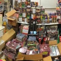 Avellino, sequestrati 250 chili di fuoco d'artificio