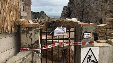 Capri, abusivismo con vista sui faraglioni: sequestrata villa