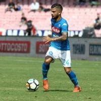Torino-Napoli: Sarri convoca Lorenzo Insigne