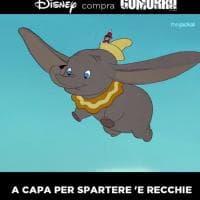 """""""Se la Disney acquistasse Gomorra"""", la parodia su Fb dei The Jackal"""