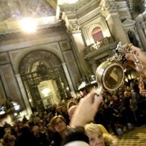 Napoli, si ripete il miracolo di San Gennaro