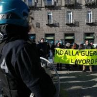 Migranti: la Lega a Napoli scende in piazza per bloccare il protocollo Minniti-De...