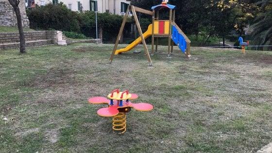 Centro Storico, riapre il Parco Viviani