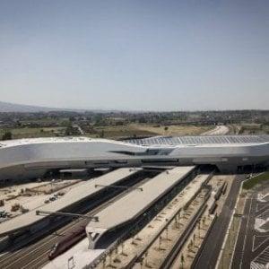 Tav di Afragola: per la Bbc è tra le migliori costruzioni del mondo