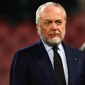 """Napoli, De Laurentiis lapidario sul mercato: """"Da lunedì saremo al lavoro per i tifosi"""""""