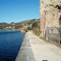 Lago d'Averno, ecco il restyling