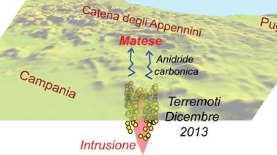 """Magma sotto l'Appennino: """"Può essere la causa di nuovi e forti terremoti"""""""