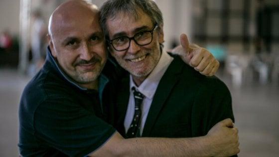 Girato a Potenza l'ultimo videoclip di Nino Buonocore in uscita nelle prossime settimane