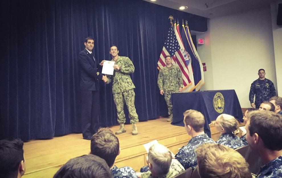 Il palombaro salernitano entrato nella storia Us Navy