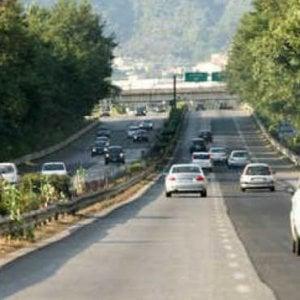 Benevento, lavori sul raccordo autostradale 9