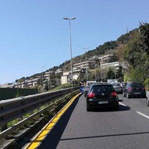 Viabilità, ripresa dei lavori sul viadotto della tangenziale di Salerno