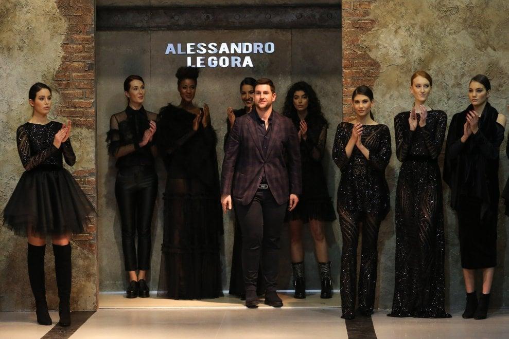 Alessandro Legora presenta la collezione autunno inverno 2018-2019