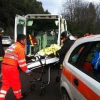 Potenza, incidente sulla Bradanica all'altezza di Melfi: tre morti