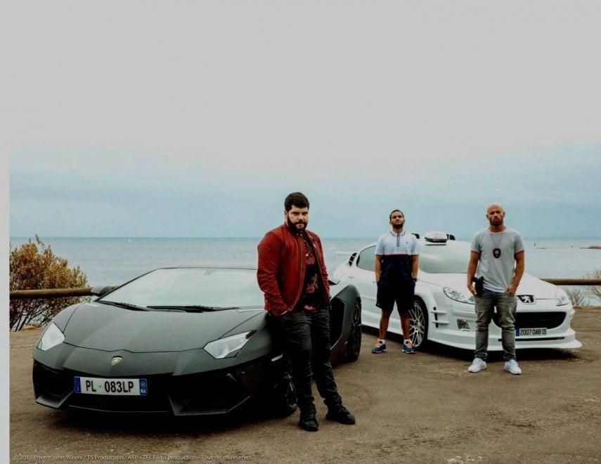 Da Gomorra a Taxi 5, Esposito scelto da Luc Besson
