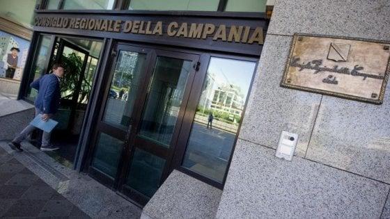 Rimborsi consiglieri Campania: chieste sei archiviazionI