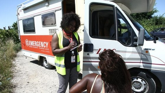 "Emergency a Castel Volturno. Un camper per assistere le ""sex worker"""