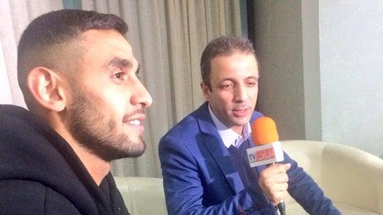 Ghoulam Pallone d'Oro d'Algeria