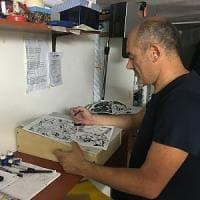 Enzo Carfora: una vita tra i fumetti
